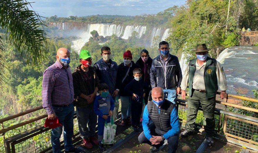 cataratas misiones turismo