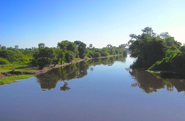 Estudios desconexión del Iberá del río Paraná