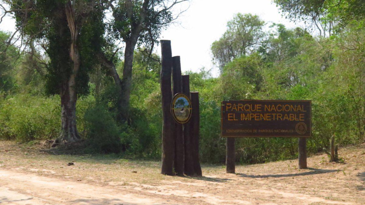 parque nacional el impenetrable
