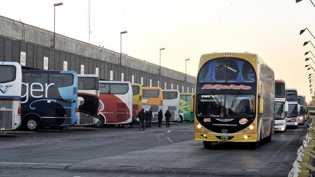colectivos terminal bus